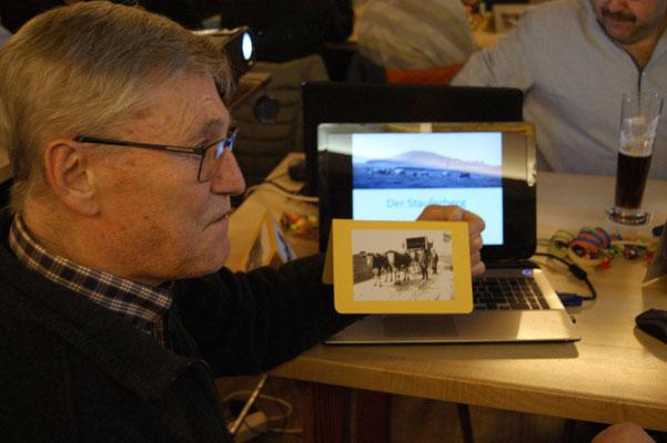 Historische Geschichte erzählt von Lorenz Kopp