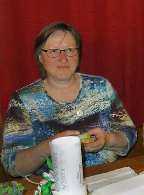 Martina Kopp vom Vorstand
