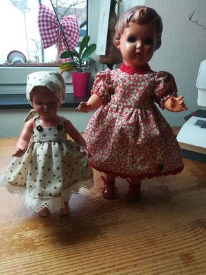 Puppenkleider nähen auf Anfrage