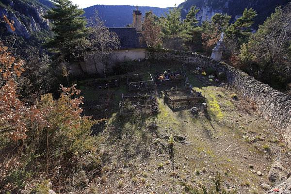 Cilmetière des Douzes à Saint Gervais