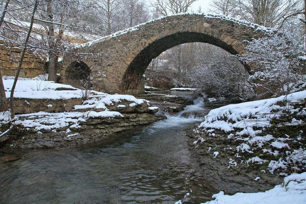 Pont de Capelan Meyrueis
