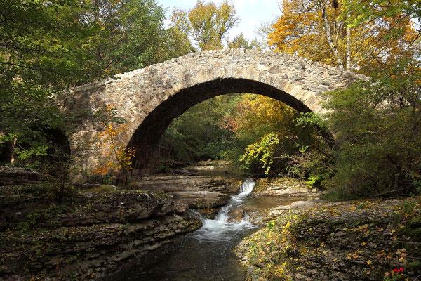 Pont de Six Liards, Meyrueis