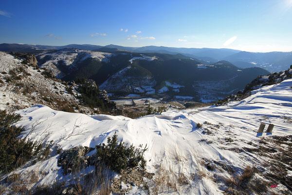 Vallée de Salvinsac et Aigoual
