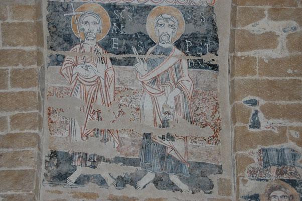 apôtres Pierre et André