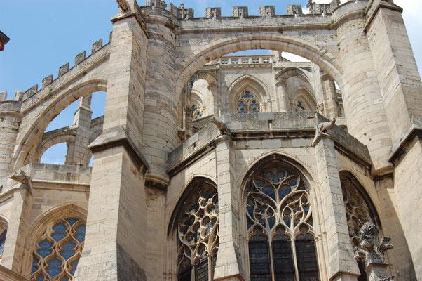 Narbonne, la cathédrale St.Just et St.Pasteur