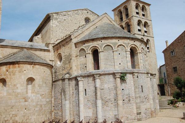 Caunes, abbaye