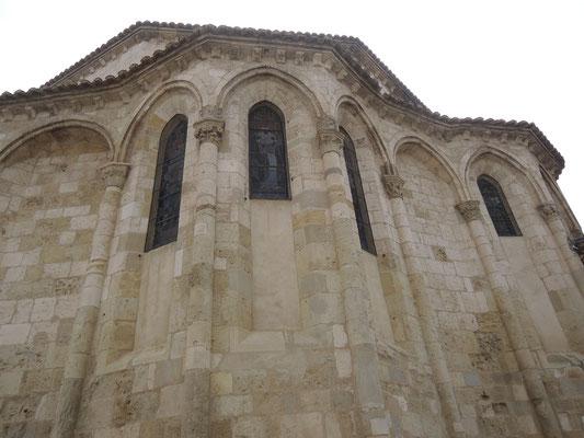 chevet de l'église St.Paul à Narbonne