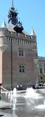 Office du tourisme à Toulouse, deutsche Führung mit Ingrid Sparbier