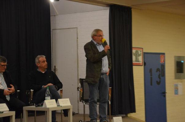 Einführung in die Diskussion durch Herrn Werner Triebel  (2. Vorsitzender emforce e.V)