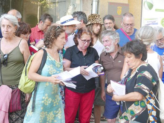 Concert stop TAFTA à Aix