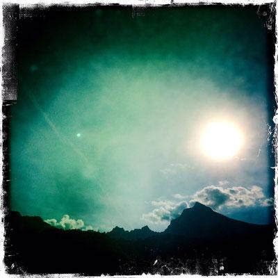 Fronalpstock zum Zweiten – der schönste Berg der Welt, zumindest meiner Welt.