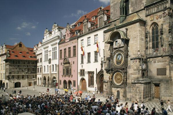 Altstädter Rathaus Prag