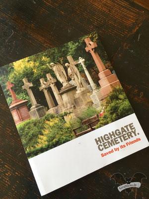 Das Buch zum Highgate Cemetery in London / Foto: Batty Blue