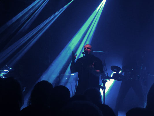 VNV Nation in Goslar, 17. Dezember 2016