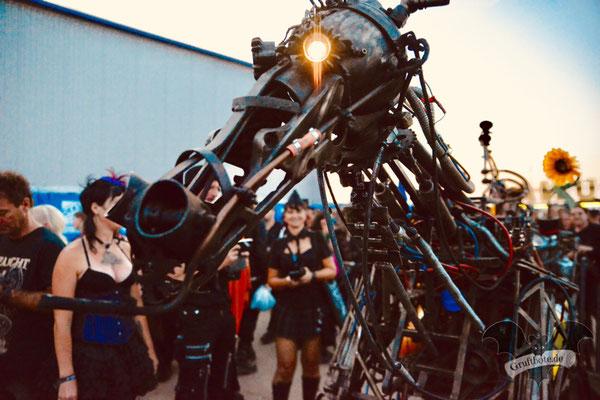 M'era Luna-Festival 2019 / Foto: Dunkelklaus