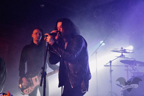 Sweet Ermengarde, Dark Spring-Festival 2018 / Foto: Dunkelklaus