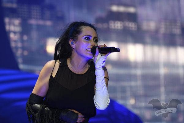 Within Temptation, M'era Luna-Festival 2019 / Foto: Batty Blue