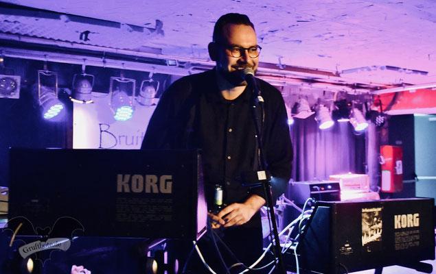 Nachtportier, Bruits De La Cave-Festival 2018 / Foto: Dunkelklaus