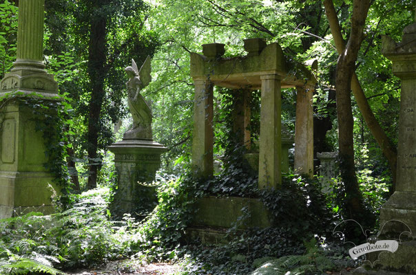 Highgate Cemetery in London, 7. August 2019 / Foto: Batty Blue