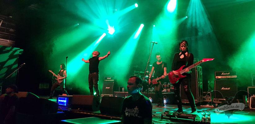 Schlagwetter, Black Castle Festival 2018 / Foto: CorviNox