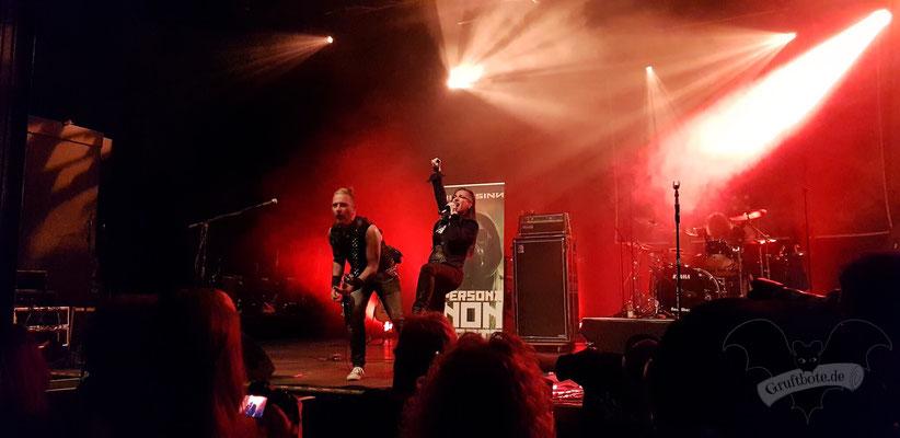 Eigensinn, Black Castle Festival 2018 / Foto: CorviNox