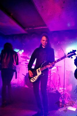 Lars Kappeler (Sweet Ermengarde), Dark Spring-Festival 2018 / Foto: Dunkelklaus