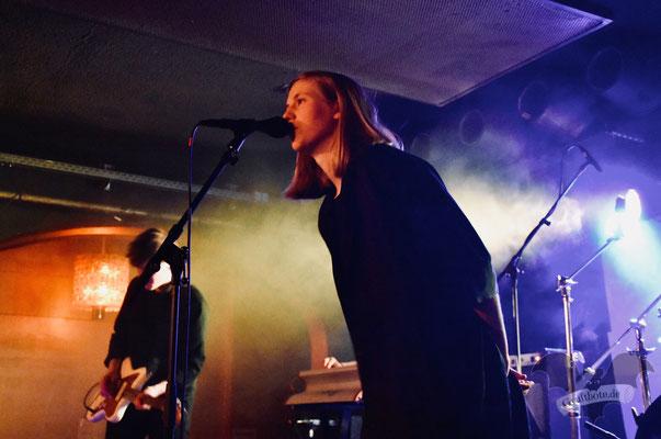 Whispering Sons, Dark Spring-Festival 2018 / Foto: Dunkelklaus