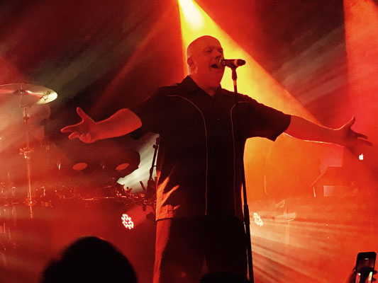 VNV Nation in Berlin, 16. Dezember 2016