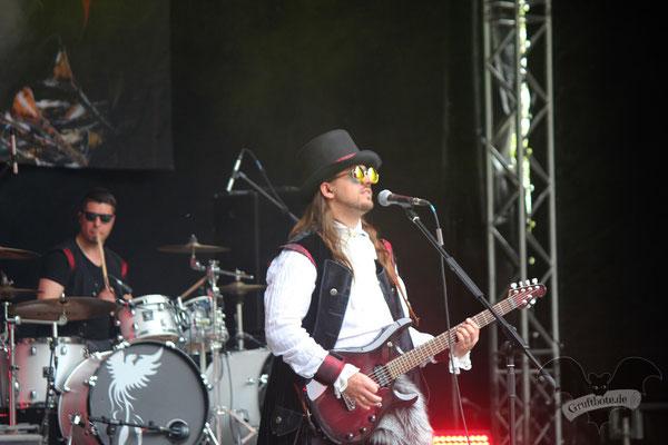 Vogelfrey,Hexentanz-Festival 2018 / Foto: CorviNox