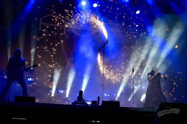 ASP, M'era Luna-Festival 2019 / Foto: Batty Blue