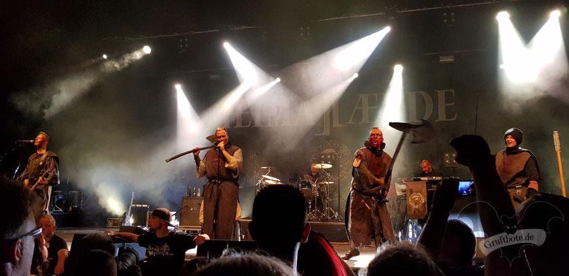 Heimatærde, Black Castle Festival 2018 / Foto: CorviNox