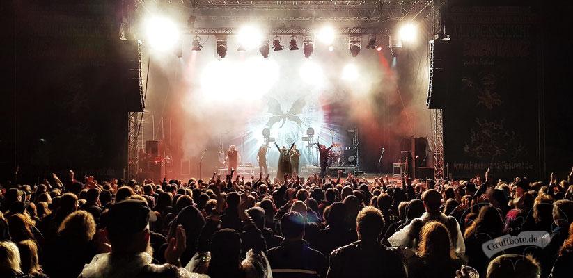ASP, Hexentanz-Festival 2018 / Foto: CorviNox