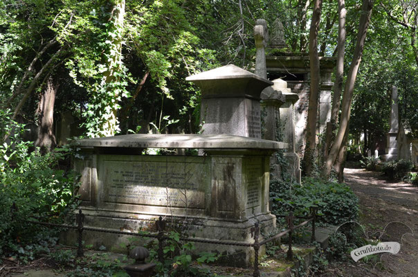 Highgate Cemetery in London, 7. August 2019 / Foto: Batty Blue