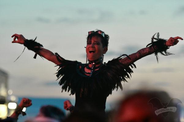 M'era Luna-Festival 2019 / Foto: Batty Blue
