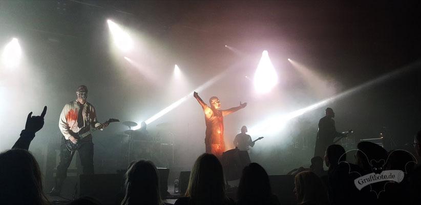 Ost+Front, Black Castle Festival 2018 / Foto: CorviNox