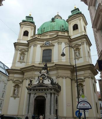 Peterskirche (beim Graben)