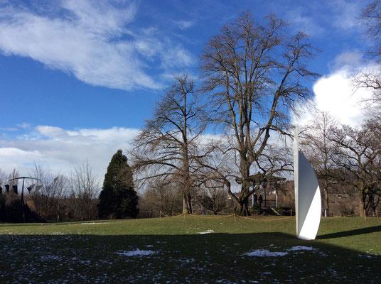 Garten der Fondation Beyeler