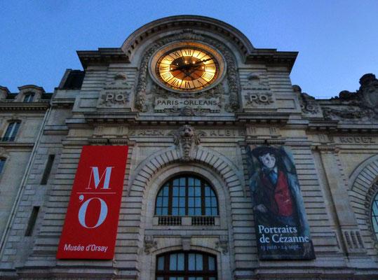 Musée d'Orsay - der alte Bahnhof