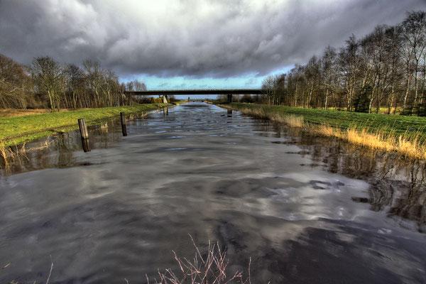 Nordgeorgsfehnkanal, Stickhausen