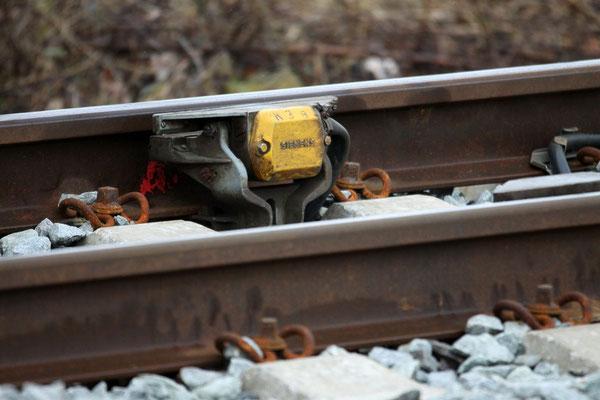 Bahnübergang Völlenerfehn, Am Klärwerk