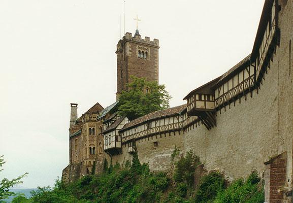 Wartburg , Eisenach
