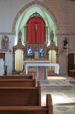 Krk, Kirche des hl. Franz von Assisi