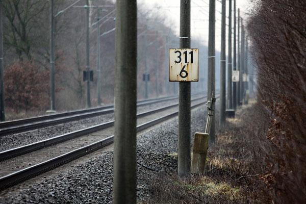 Bahnübergang Steenfelde, Mörtestraße