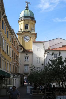 Rijeka, Stadtturm