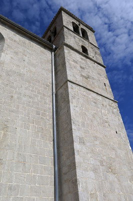 Krk, Franziskanerkloster, Kirche des hl. Franz von Assisi