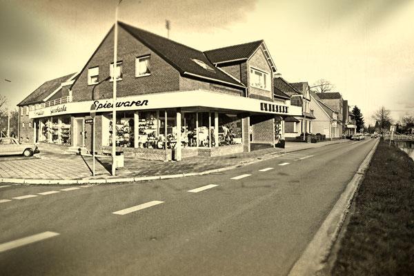 Geschäft Hermann Luikenga (Ansicht von 1972)