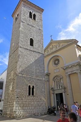 Rijeka, Kirche Maria Himmelfahrt