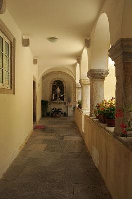 Krk, Franziskanerkloster