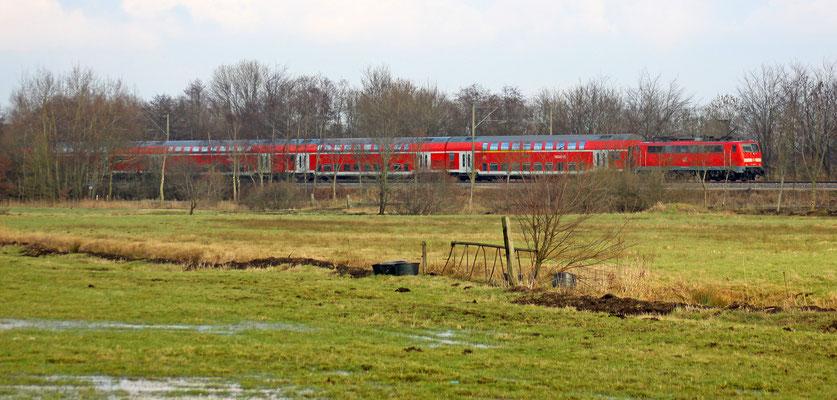 Regionalbahn Münster - Emden