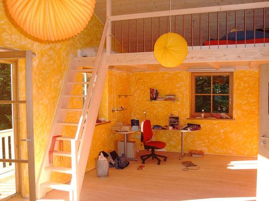 Galerie im Kinderzimmer
